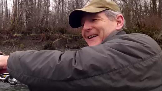 Dad fight fish 1